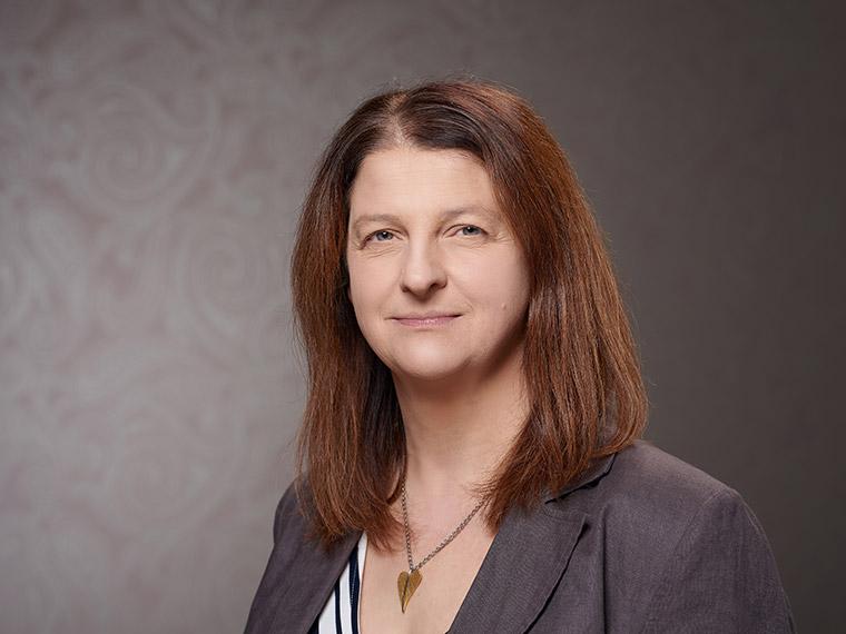 Buchhalterin Silvia Loibl